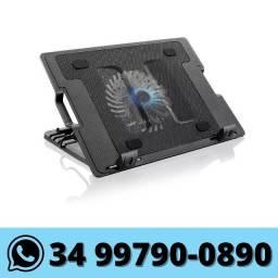 Base Inclinável para Notebook com Cooler