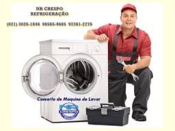 Título do anúncio: Conserto de maquina de lavar roupas