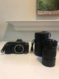 Canon T70 Analógica