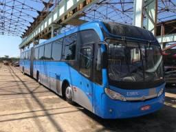 Ônibus tipo BRT (sanfonado)