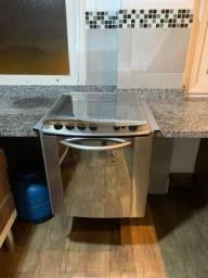 Impecável eletrux pouquíssimo uso libdo,espelhado perfecta com gril elétrico tb