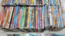 Dvd desenhos animados ? de 100