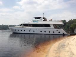 _ Grande, confortável, Barco Iate Marolla Vendo