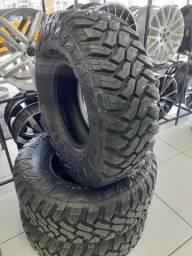 Kit 4 pneus 285/75r16 Durable Duraturn ( Semi novos ) ( S10 L200 Triton Amarok Jeep )