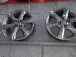 Rodas aro 14 Fiat Strada novas só