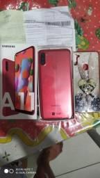 Samsung A11 novo zerado
