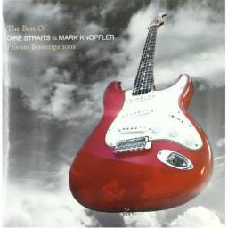 Cd The Best Of Dire Straits & Mark Knopfler-lacrado