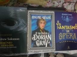 Diversos livros promoção