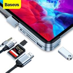 Hub USB-C  Baseus IPad/MacBook/Ultrabook/Smartphone