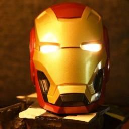 ? Caixa de som do Homem de Ferro ?