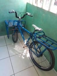Vendo bicicleta cargeira.