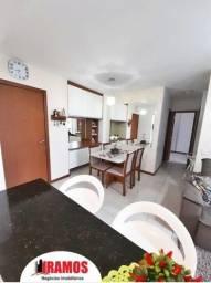 Lindíssimo apartamento de 2 quartos com suíte no condomínio Buritis,