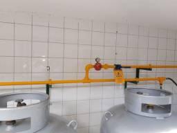 Título do anúncio: SplitGás - Serviço de ar condicionado split e manutenção de aquecedor a gás em geral.