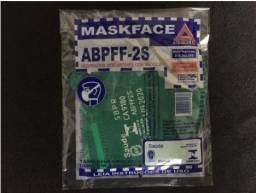 Máscara Descartável Maskface Abpff-2s Cv (caixa Com 20 Uni)