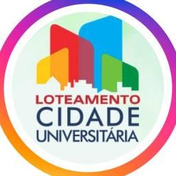 Loteamento Cidade Universitaria, lotes 200m2, Parcelas R$ 255,00