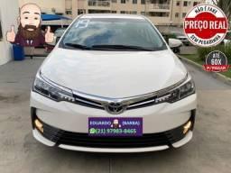 Toyota Corolla 2.0 XeiFlex  Aut. 2019 Mais barato do Brasil !!!