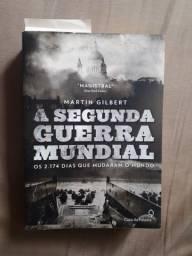 Livro A Segunda Guerra mundial
