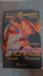 livro romântico