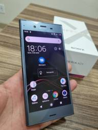 celular xperia xz1  4gb 64gb camera 19mp snap 835  novo na caixa