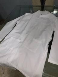 Jaleco Branco tamanho G