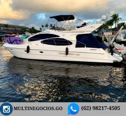 Lancha Azimut 460 Full / Barco / Intermarine /
