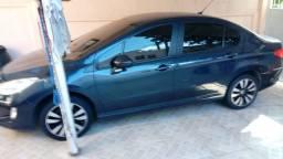 Peugeot 408 novo 2012 gnv