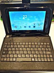 Tablet Genesis Gt-1230 10.1 + Capa + Teclado