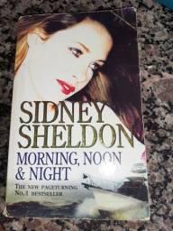Livro em inglês SIDNEY SHELDON.