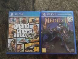 GTA 5 e Medievil