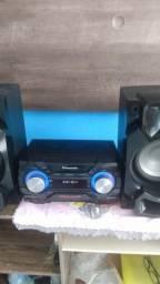 Mini sistem Panasonic 580w