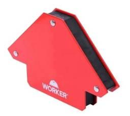 Título do anúncio: Esquadro Magnético Soldador 10Kg - Worker