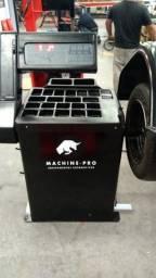 Equipamento Novo   Balanceadora de Rodas Motorizada Automática