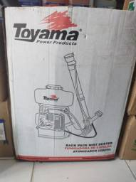 Novíssimo Atomizador Costal Toyama ainda na caixa