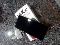 Vendo celular K52 de 1.000 parcelado de 2x a 3x