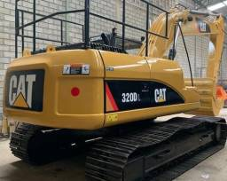 320dl 2016 3.000 horas Escavadeira caterpillar