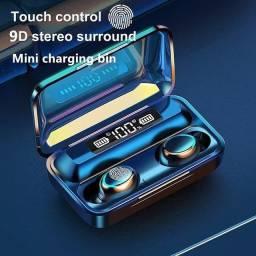Tws Fone De Ouvido Sem Fio Bluetooth 5.0, Power Bank, In-ear