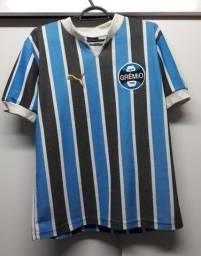 Camisa Grêmio PUMA Retrô 81 - Tamanho P