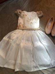**Vestido de Dama $85.00** com **Sapato Novo da Pampili $95.00** Compra juntos ou Separado