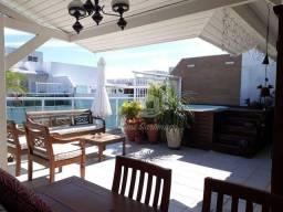 Cobertura com 3 dormitórios à venda, 190 m² por R$ 1.100.000,00 - Itaipu - Niterói/RJ