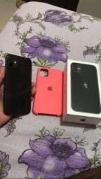 iPhone 11 zero completo 1 semana de uso zero