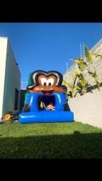 Brinquedão inflável