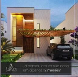 (JE) Casas Em Condomínio Com Condições Especiais  130m².