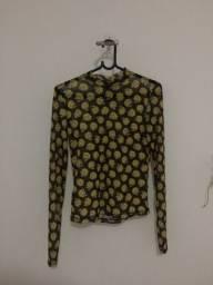 Camiseta gola alta LISA SIMPSON renner