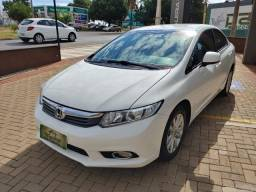 Honda Civic New  LXS 1.8 16V i-VTEC (Flex)
