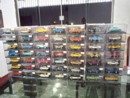 Coleção de carros inesquecíveis do Brasil