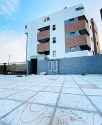 Apartamento em mangabeira IV, 02 quartos com piscina