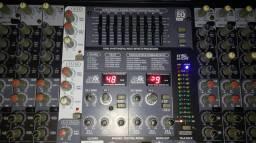 Mesa de som Waldman 24 canais