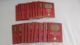 Livros Coleção Biblioteca de Ouro Literatura Universal 20 volumes