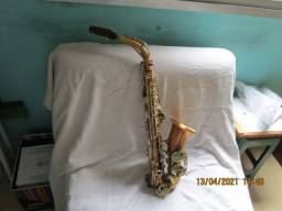Sax Alto Evette (Buffet Crampon), usado (vintage)