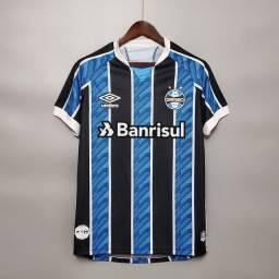 Camisa Grêmio Tricolor 2020